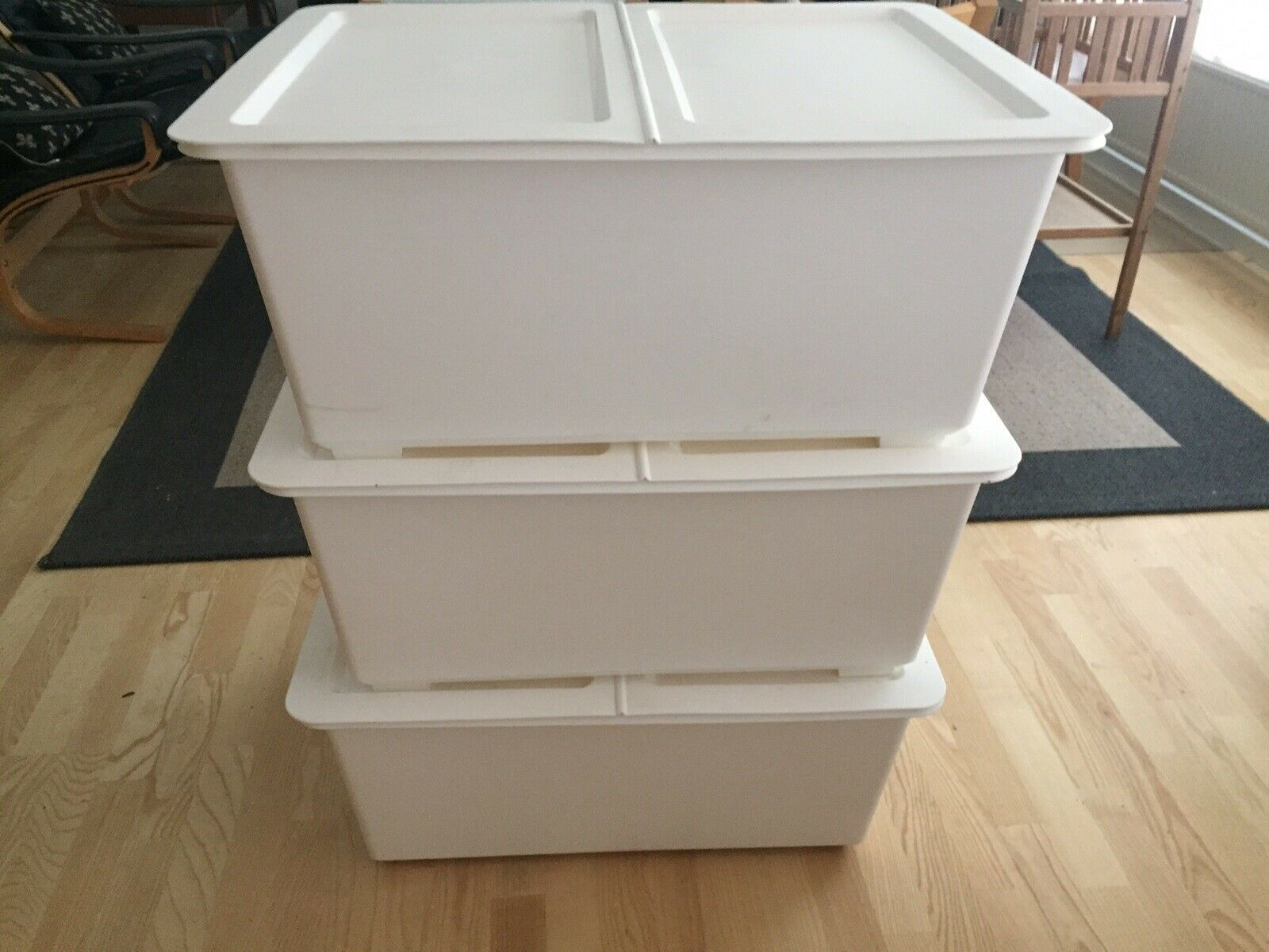 Store Opbevaringskasser Ikea Ndash Dba Dk Ndash Kob Og Salg Af Nyt Og Brugt