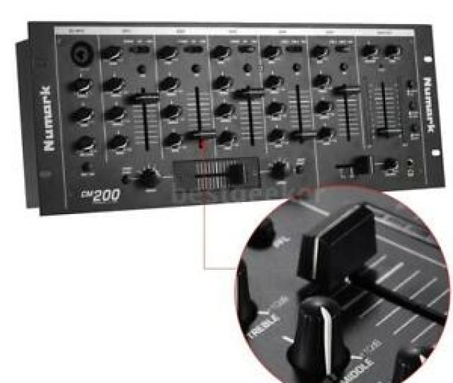 Image Is Loading Professional 5 Channel Stereo Mixing Mixer Console Dj