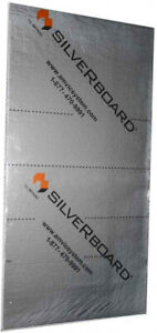 Foam Board Insulation 24 X 48 Radiant Acoustic Rigid Barrier Stc 19 5 Piece 7031108876504 Ebay