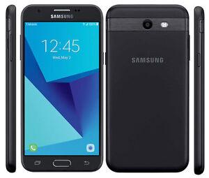 New Samsung Galaxy J3 prime 2017 ( FACTORY UNLOCKED ) - J327T - 16GB - Black -
