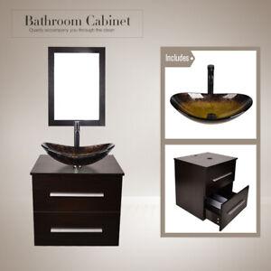 24 bathroom vanity cabinet wall mount