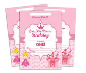 details about birthday invitation card printable elegant blank party invites 28 pcs ds in132a