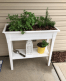 Boldly Growing Raised Planter Box With Legs Elevated Outdoor Patio Tall For Sale Online Ebay