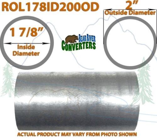 1 7 8 1 875 id to 2 od universal exhaust pipe to component adapter reducer auto parts and vehicles tu berlin auto parts accessories