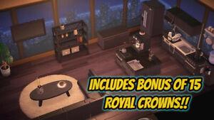New Horizons -?Black Deluxe Luxury Living Room Kitchen ... on New Horizons Living Room  id=77874