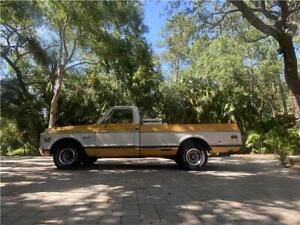 1972 Chevrolet Cheyenne CST