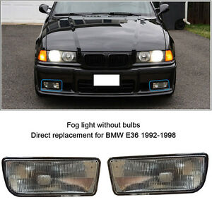 For 9298 BMW E36 3 SERIES 24D REPLACEMENT FOG LIGHTS