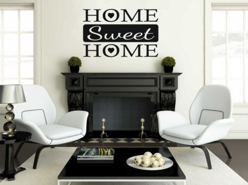 furniture stickers home sweet home wall quote decal modern transfer wall sticker vinyl home furniture diy pro xolutions de