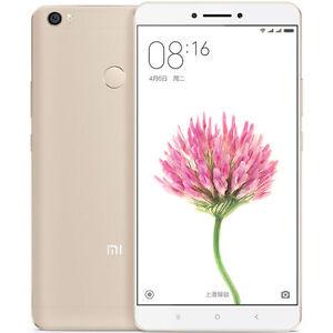 XIAOMI MI MAX MIUI 8 Snapdragon 652 Octa Core 6.44 Inch WIFI Touch ID 4GB 128GB