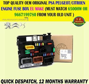 Peugeot 207 Fuse Box For Sale   Online Wiring Diagram