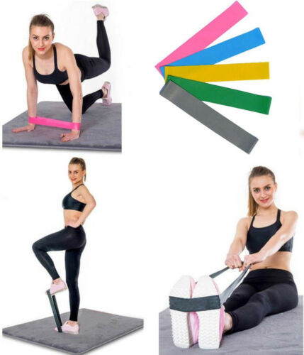3PC-Resistance-Band-Loop-Yoga-Pilates-Home-GYM-Fitness-Exercise-Workout-Training