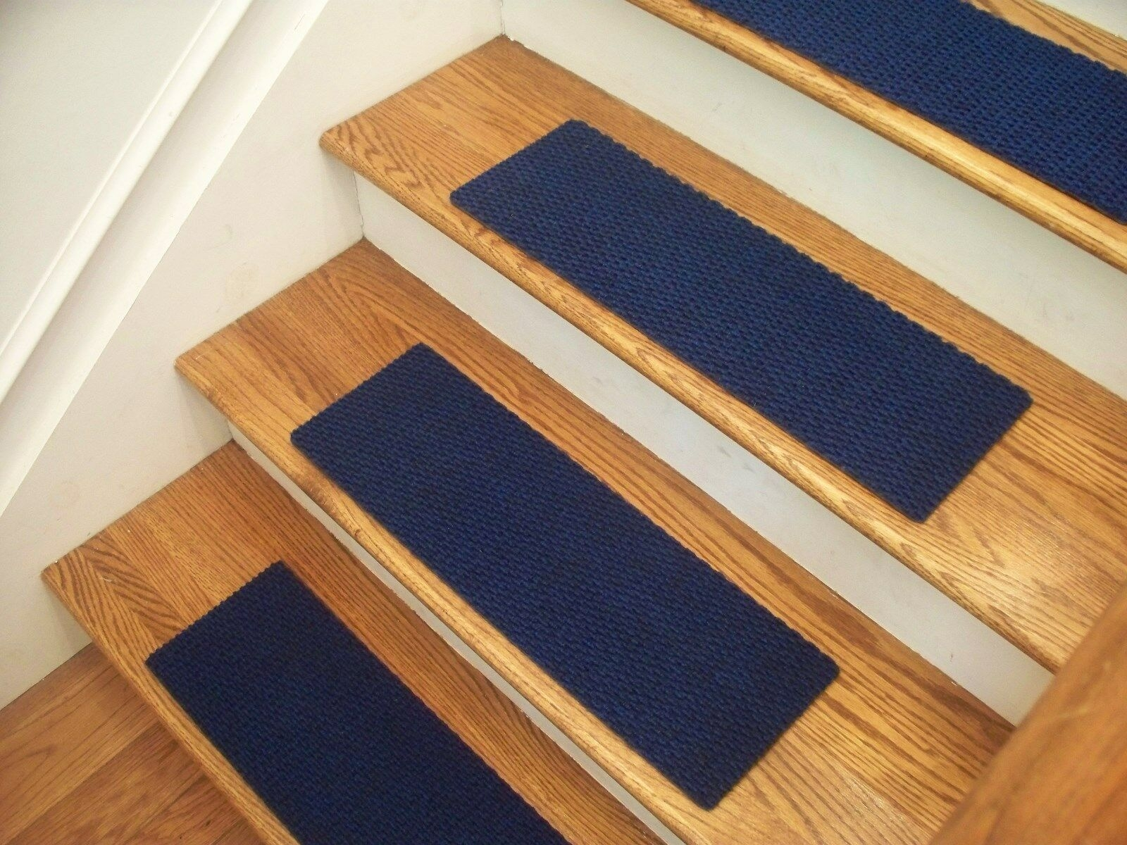 Dean Premium Carpet Stair Treads Peach Scrollwork 13 For Sale | Dean Premium Carpet Stair Treads | Keshan Chocolate | Classic Keshan | Gripper Tape | Friendly Diy | Nylon Carpet
