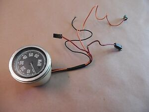 Jeep Cj factory 6 cylinder tachometer Cj5 Cj7 Cj8 golden eagle renegade laredo | eBay