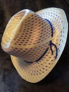 cowboy hat crochet sombrero vaquero pattern # 68