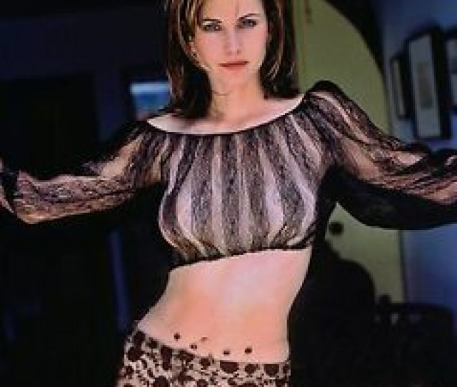 Image Is Loading Sexy Courteney Cox  8x10 Glossy