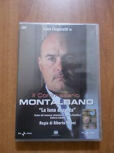 Dettagli Su Dvd Rai Trade Il Commissario Montalbano La Luna Di Carta