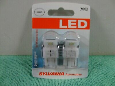sylvania premium led light 1157 white