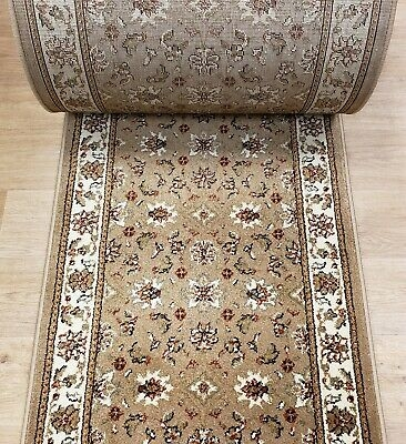 26 Wide Ivory Rug Runner Rug Depot Traditional Oriental Hall And   Oriental Rug Runners For Stairs   Design Stair   Basement Stairs   Area Rugs   Bucks County   Salem Ma