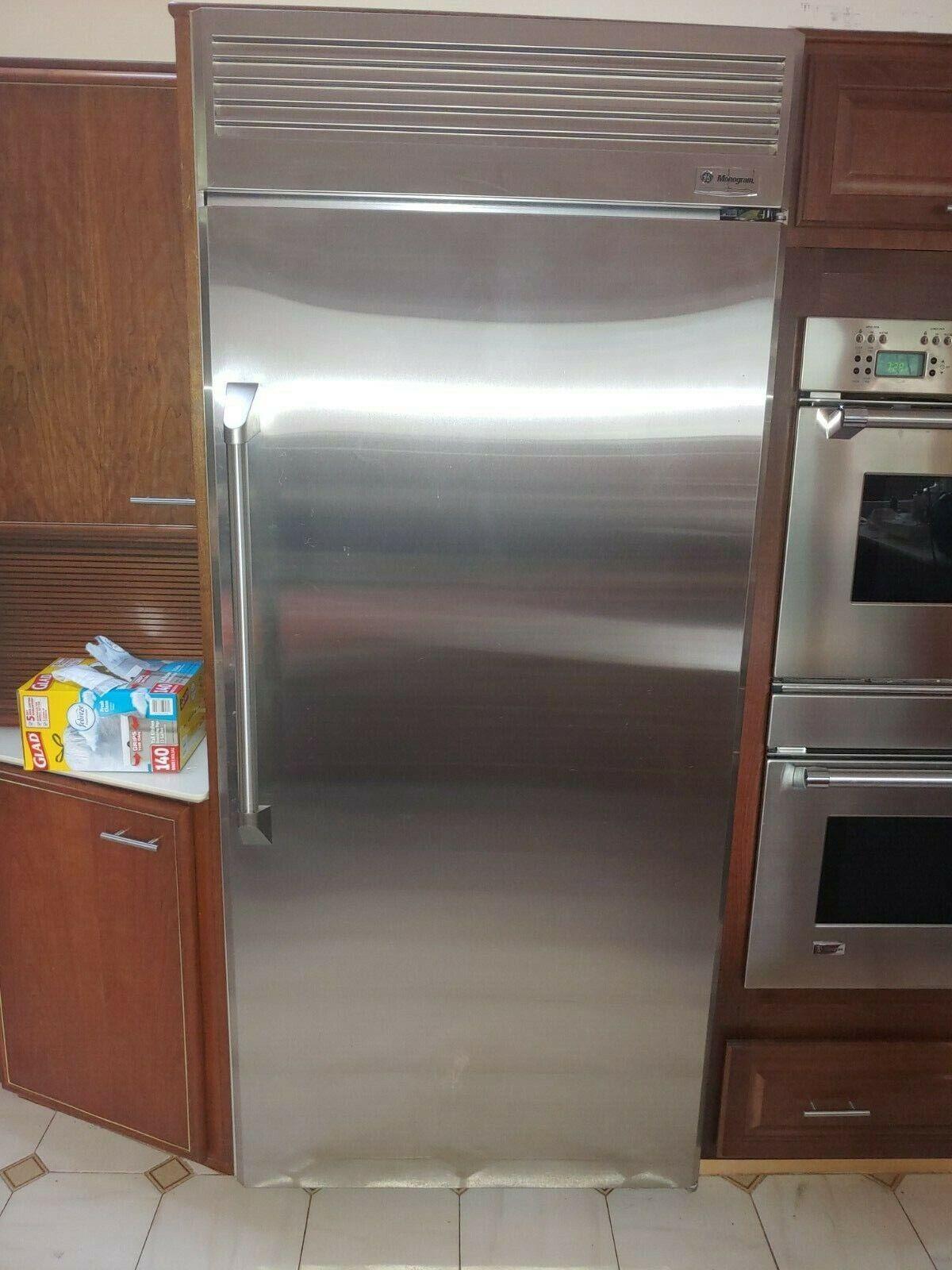 ge monogram zirp360nxarh 36 built in all refrigerator