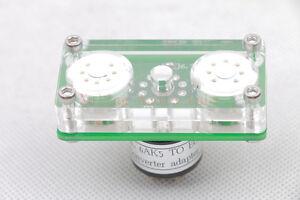 1pc Dual 6ak5 Ef95 To Ecc88 6dj8 Tube Converter
