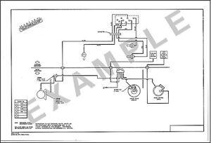 1986 Ford Escort Mercury Lynx Vacuum Diagram for Brakes