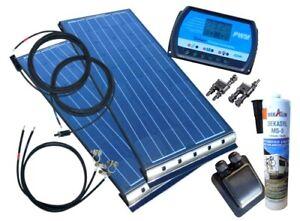 Solaranlage Wohnmobil 200 Watt