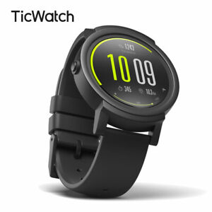 TicWatch E Bluetooth Smartwatch Sport Tracker Waterproof Android iOS Heart Rate