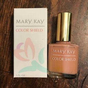 Nuevo-En-Caja-Color-De-Mary-Kay-Escudo-Esmalte-de-Unas-5-OZ-5335-Leonado-Rose
