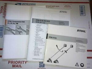 Fs55 Fs 55 C R Stihl Trimmer Service