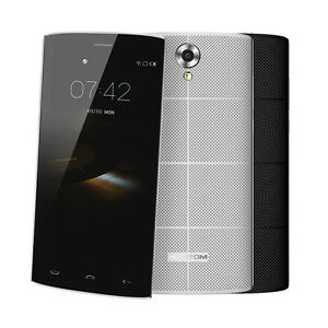 "HOMTOM HT7 HD 5.5"" 7.9mm Silm Dual SIM 3000mAh Wake Gesture 8GB 2.0+5.0MPx Phone"