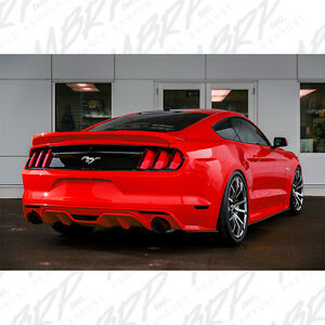 MBRP 2015 2017 FORD MUSTANG GT 5 0L V8 3  RACE CATBACK EXHAUST     Image is loading MBRP 2015 2017 FORD MUSTANG GT 5 0L