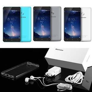 Blackview E7S 3G Mobile Smartphone 5.5inch Android 6.0 2GB 16GB Fingerprint D6K6