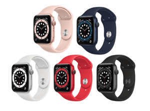 Apple Watch Series 6 (GPS) 40mm - Factory Sealed - Factory Warranty - All Colors