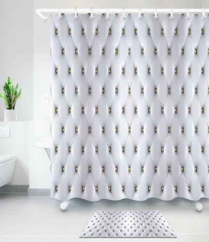 home garden 60 72 leather sofa wall waterproof fabric bathroom decor shower curtain hook set laborsrb com