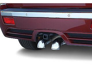 2006 08 jeep grand cherokee srt8 6 1l center exit dual exhaust muffler ebay