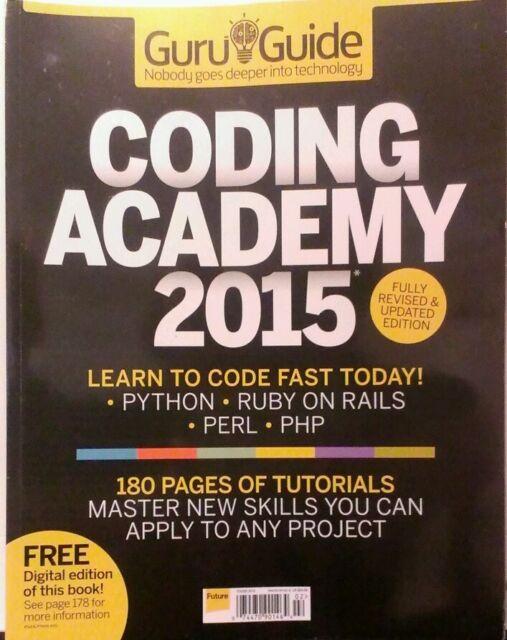 Guru Guide UK Coding Academy 2015 Tutorials Master Skills ...