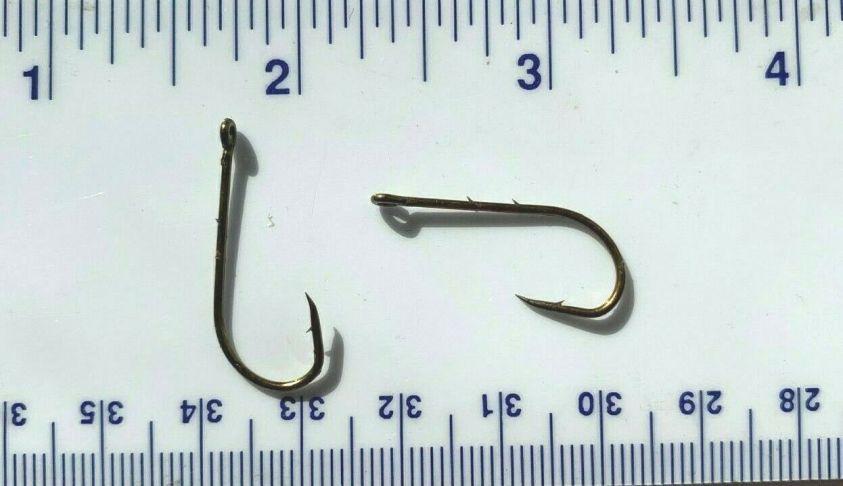 100 GT super strong 2X bronze baitholder hooks size 6-100 hooks
