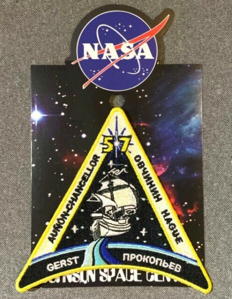 NASA Expedition 57 Official Patch for sale online | eBay
