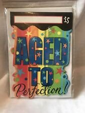 aged to perfection birthday party