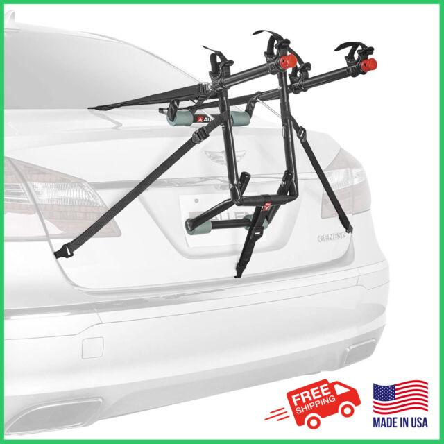 allen deluxe 2 bike rack hitch mount receiver carrier 522rr