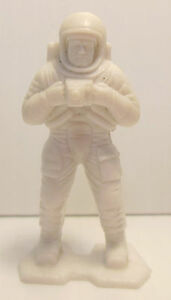 Vintage Marx Toys Astronaut Figure Mars Landing Base