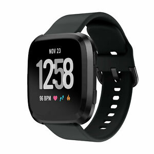 Fitbit Versa 2 Fitness Tracker - Pebble Only, No Band or Charger Included
