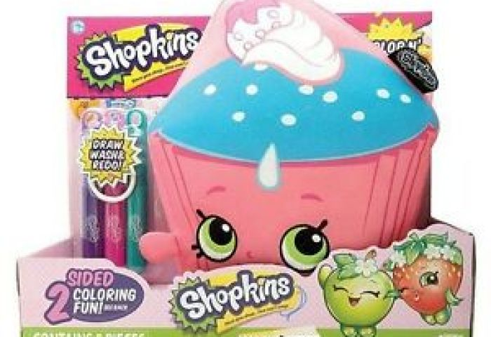 Inkoos Color N Create Shopkins Cupcake Chic Toy Bnib 37319 Ebay