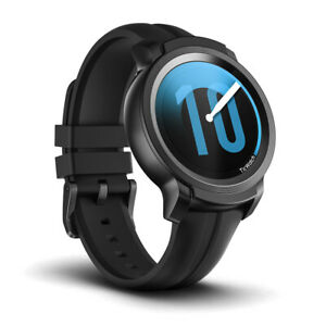 Ticwatch E2 Waterproof Smartwatch Heart Rate Android iOS GPS Sport Light Weight