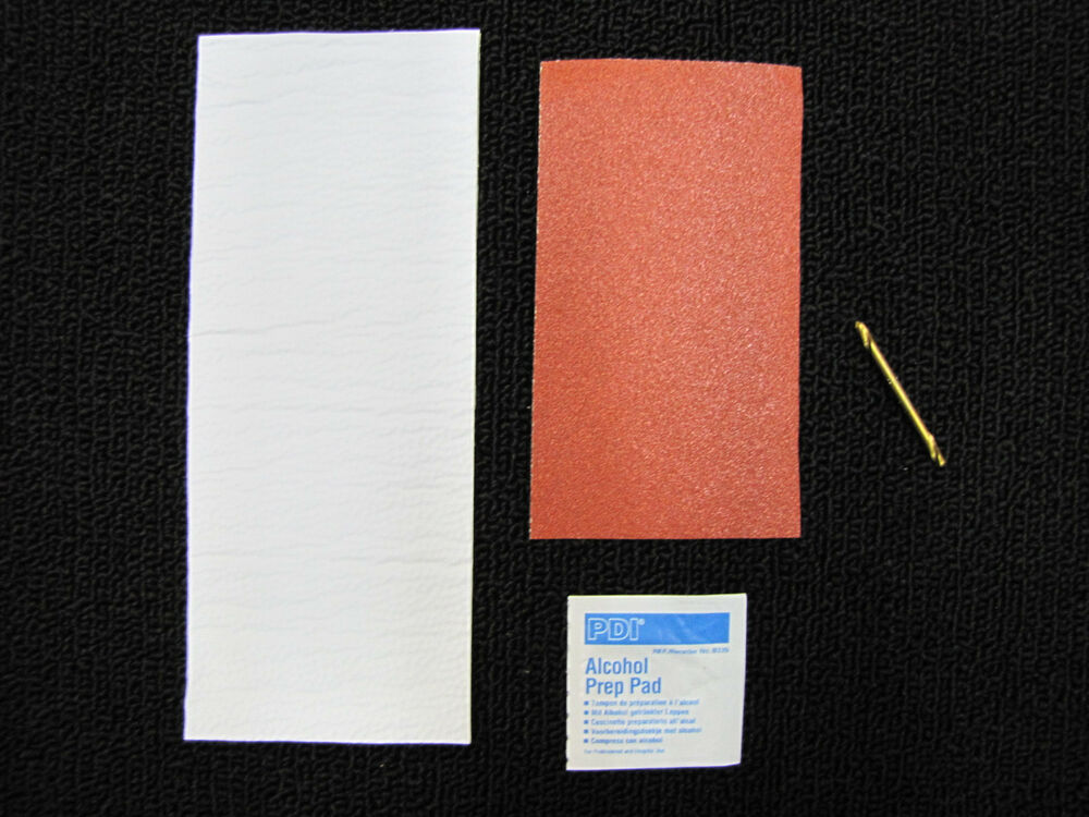 Mobile Home Tub And Shower Patch Kit Crack Repair Plastic