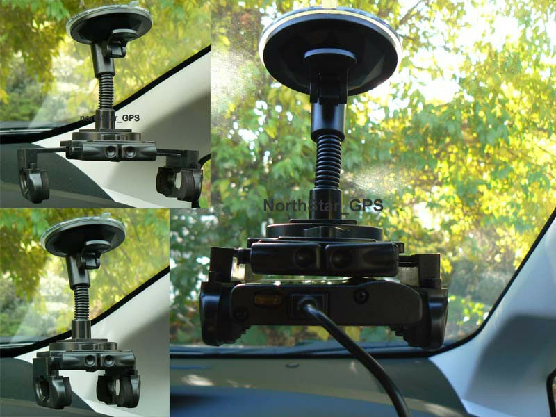 CAR WINDSHIELD SUCTION MOUNT FOR ESCORT PASSPORT MAXMAX2