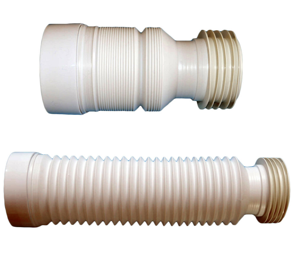 Toilet Waste Soil Pipe 220 540 Mm Flexible Pan Connector