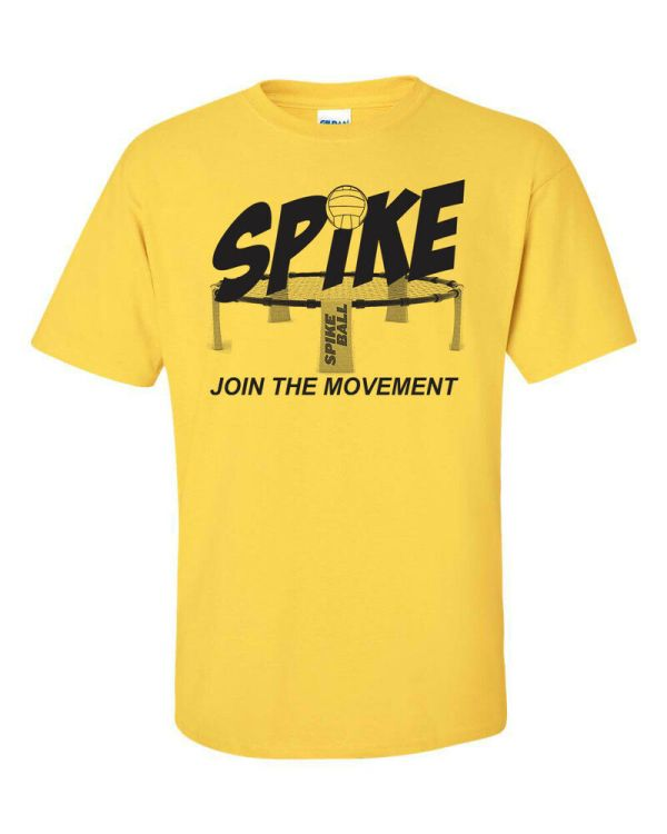 Spike the Ball Spikeball Volleyball Game Join the Movement ...