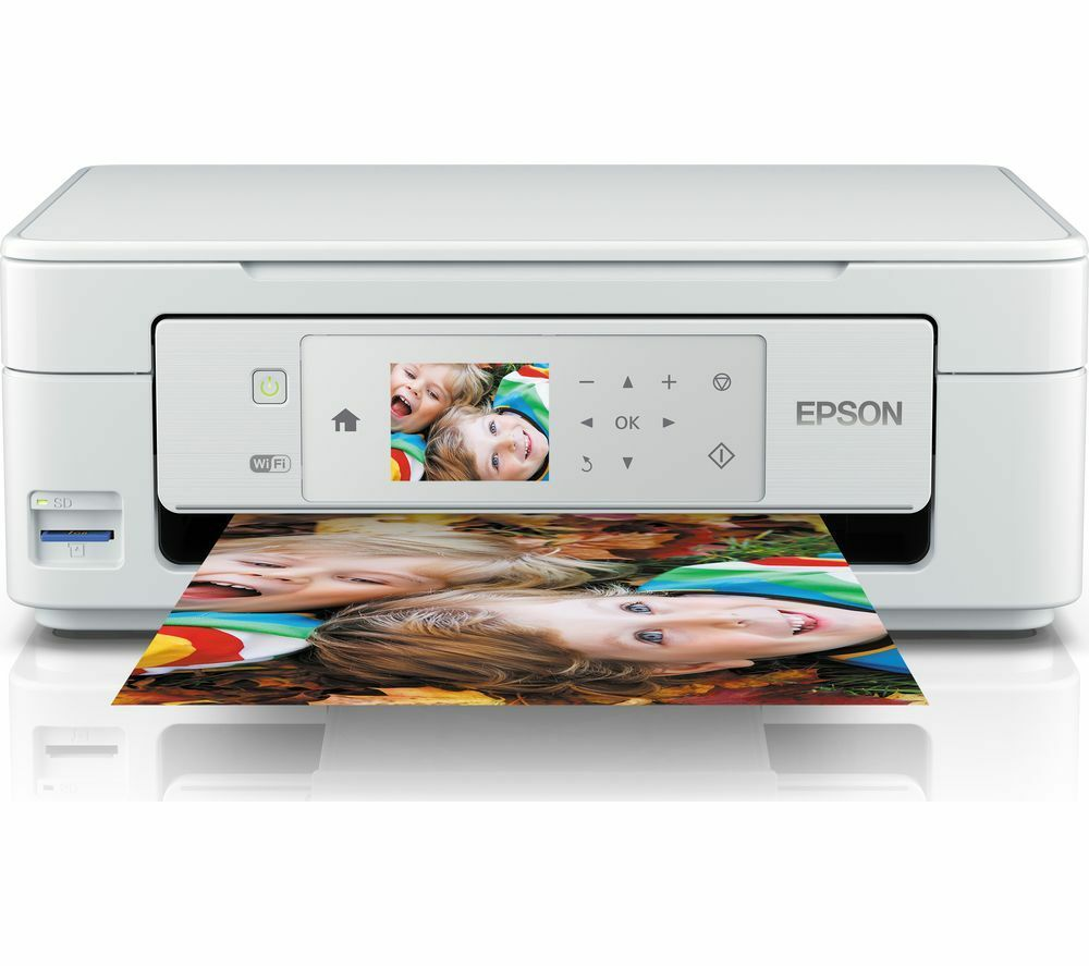 Epson Expression Home Xp 445 All In One Wireless Inkjet
