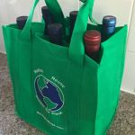 japan v south africa Reusable 6-Bottle Wine Bag - 2 Pack of Bags | eBay